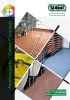 کاتالوگ محصولات کف سیلیکال Silikal